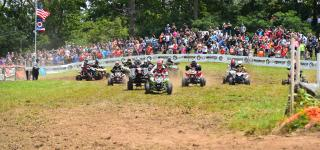 GNCC ATV Round 9 - John Penton Highlights