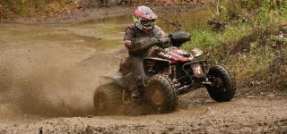 GNCC ATV Round 13 - Ironman Highlights
