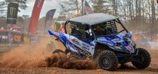 GNCC UTV Round 1 - Big Buck Highlights