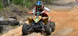 GNCC ATV Round 5 - Camp Coker Bullet Highlights