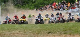 GNCC ATV Round 7 - The John Penton Highlights