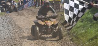 GNCC ATV Round 9 - Snowshoe Highlights