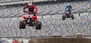 Daytona ATV Supercross - Full MAVTV Episode 1