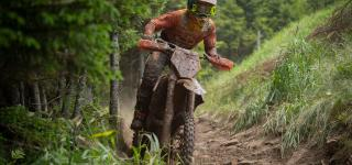 GNCC Bike Round 8 - AMSOIL Snowshoe Highlights