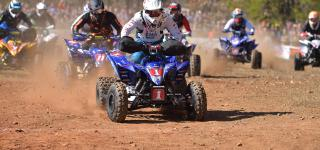 GNCC ATV Round 1 - Big Buck Highlights