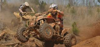 Behind The Bars Episode 7 - 2009 Big Buck ATV Race