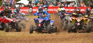 GNCC ATV Round 4 - Bulldog Highlights
