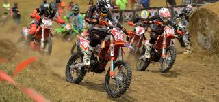 GNCC Bike Round 8 - High Voltage Highlights