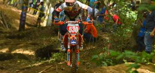 GNCC LIVE Parts Unlimited Mason-Dixon Pro Bike