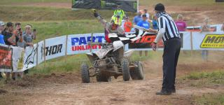 GNCC ATV Round 10 - Burr Oak Highlights