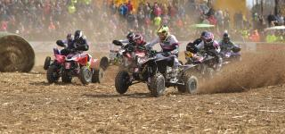 GNCC ATV Round 12 - Ironman Highlights