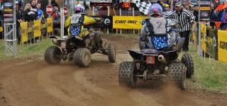 Behind the Bars - 2011 Steele Creek ATV Race