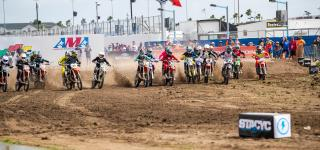 MX vs ATV All Out Ricky Carmichael Daytona Amateur Supercross LIVE