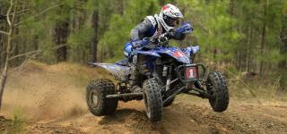 GNCC ATV Round 4 - Camp Coker Bullet Highlights