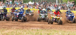 GNCC ATV Round 5 - Tiger Run Highlights